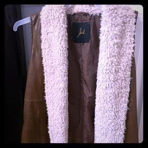 Leather Vest ❤️